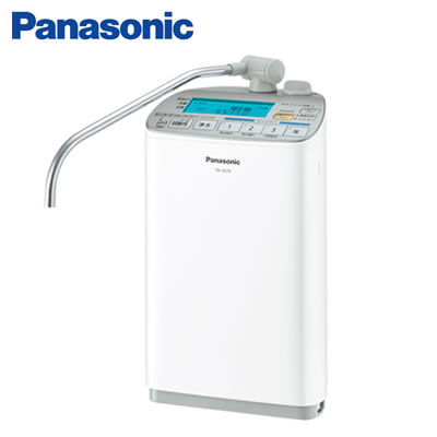 【返品OK!条件付】パナソニック 還元水素水生成器 TK-HS70-W パールホワイト【KK9N0D18P】【100サイズ】