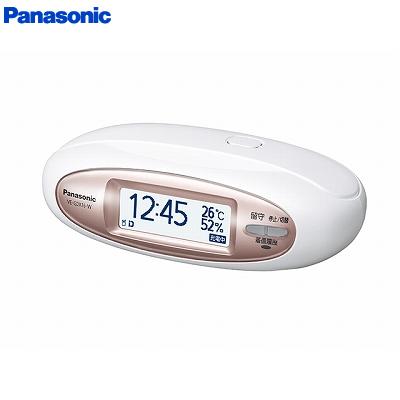 【返品OK!条件付】パナソニック コードレス電話機 親機に置く専用子機1台付き VE-GDX16D-W パールホワイト Panasonic【KK9N0D18P】【80サイズ】