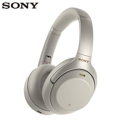 【返品OK!条件付】ソニー ワイヤレスノイズキャンセリングステレオヘッドセット WH-1000XM3-S プラチナシルバー SONY【KK9N0D18P】【80サイズ】