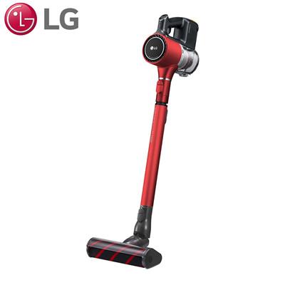 【返品OK!条件付】LGエレクトロニクス 掃除機 コードレススティッククリーナー コードゼロ CordZero A9BED2X ボヘミアンレッド【KK9N0D18P】【160サイズ】