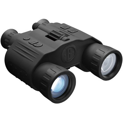 【キャッシュレス5%還元店】【返品OK!条件付】ブッシュネル 双眼型デジタルナイトビジョン エクイノクスビノキュラーZ240R BL-260500 【KK9N0D18P】【60サイズ】