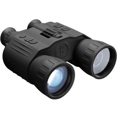【返品OK!条件付】ブッシュネル 双眼型デジタルナイトビジョン エクイノクスビノキュラーZ450R BL-260501 【KK9N0D18P】【60サイズ】