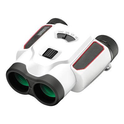 【返品OK!条件付】ブッシュネル 双眼鏡 スペクテータースポーツズーム BL-82425W マットホワイト【KK9N0D18P】【60サイズ】