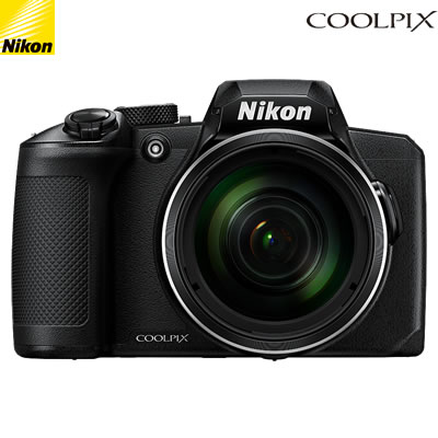 【キャッシュレス5%還元店】【返品OK!条件付】ニコン デジタルカメラ COOLPIX B600 COOLPIX-B600-BK ブラック【KK9N0D18P】【60サイズ】