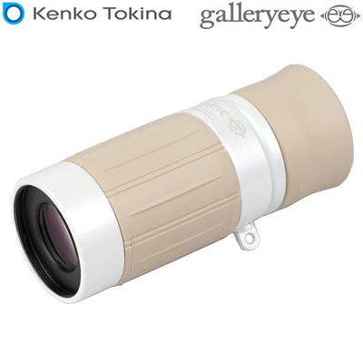 【キャッシュレス5%還元店】【返品OK!条件付】Kenko ギャラリースコープ 6倍 ギャラリーEYE 6X16 kenko-001417 【KK9N0D18P】【60サイズ】