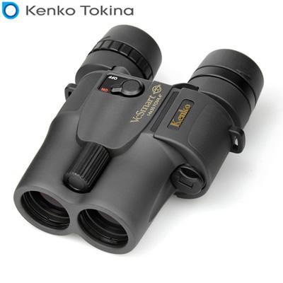 【返品OK!条件付】Kenko 手ブレ補正機能つき双眼鏡 14倍 VC スマート 14×30 kenko-031957 ブラック【KK9N0D18P】【100サイズ】