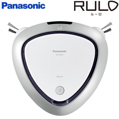 【返品OK!条件付】パナソニック ロボット掃除機 RULO ルーロ MC-RS310-W ホワイト【KK9N0D18P】【120サイズ】