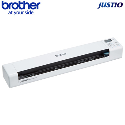 【返品OK!条件付】ブラザー ジャスティオ モバイルスキャナー MDS-820W【KK9N0D18P】【100サイズ】