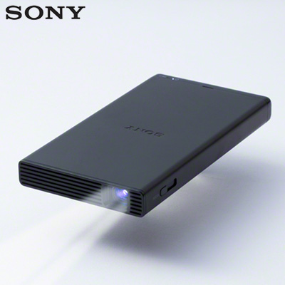 【返品OK!条件付】ソニー モバイルプロジェクター MP-CD1【KK9N0D18P】【60サイズ】