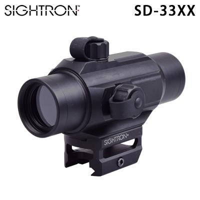 【返品OK!条件付】サイトロン 実銃対応 ダットサイト SD-33XX 完全防水 R705【KK9N0D18P】【60サイズ】