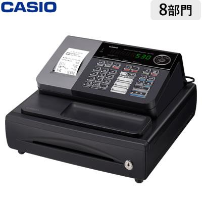 【返品OK!条件付】カシオ 電子レジスター レジスター SE-S30-BK ブラック 軽減税率対策補助金対象【KK9N0D18P】【120サイズ】