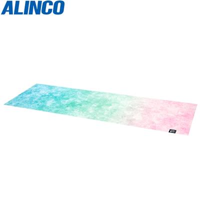 【キャッシュレス5%還元店】【返品OK!条件付】アルインコ トラベルヨガマット 1mm WBY7015 ALINCO【KK9N0D18P】【80サイズ】