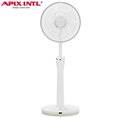 【返品OK!条件付】アピックス DCリビング扇風機 AFL-359X-WH ホワイト APIX【KK9N0D18P】【160サイズ】