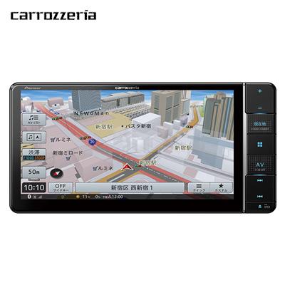 【返品OK!条件付】パイオニア カーナビ カロッツェリア 楽ナビ AVIC-RW710 7V型HD チューナー・AV一体型【KK9N0D18P】【100サイズ】