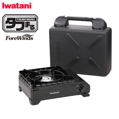 安心の30日以内返品OK 条件付 即納 返品OK 1着でも送料無料 イワタニ 最安値に挑戦 カセットこんろ 80サイズ タフまる カセットフー KK9N0D18P アウトドアコンロ CB-ODX-1