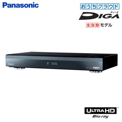 【返品OK!条件付】パナソニック ブルーレイディスクレコーダー おうちクラウドディーガ 全自動モデル 7チューナー 4TB HDD内蔵 DMR-UBX4060【KK9N0D18P】【120サイズ】