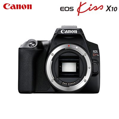 【キャッシュレス5%還元店】【返品OK!条件付】キヤノン デジタル一眼レフカメラ EOS Kiss X10 ボディー EOSKISSX10BK ブラック CANON【KK9N0D18P】【80サイズ】