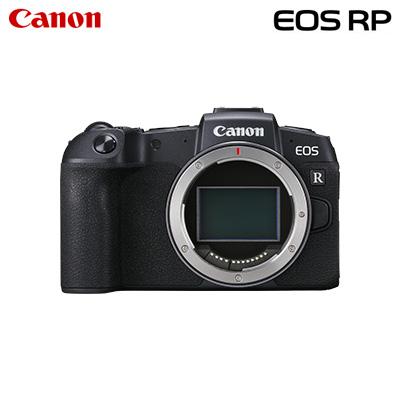 【返品OK!条件付】Canon キヤノン ミラーレス一眼カメラ EOS RP ボディー EOSRP【KK9N0D18P】【100サイズ】