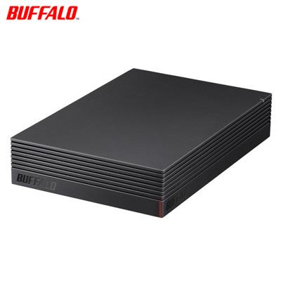 【ポイント最大44倍!~7/26(金)1:59迄※要エントリー】【返品OK!条件付】バッファロー USB3.1(Gen1)/USB3.0対応 外付けHDD HD-LDS-Aシリーズ HD-LDS8.0U3-BA ブラック 8TB HD-LDS80U3-BA BUFFALO【KK9N0D18P】【80サイズ】