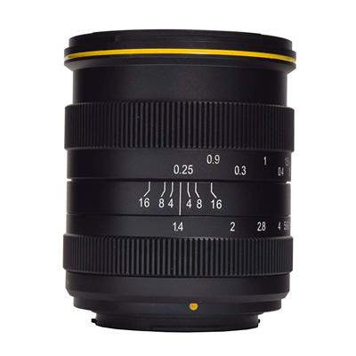 【キャッシュレス5%還元店】【返品OK!条件付】KAMLAN カムラン 単焦点レンズ FS28mm F1.4 キヤノン EFマウント KAM0008【KK9N0D18P】【120サイズ】