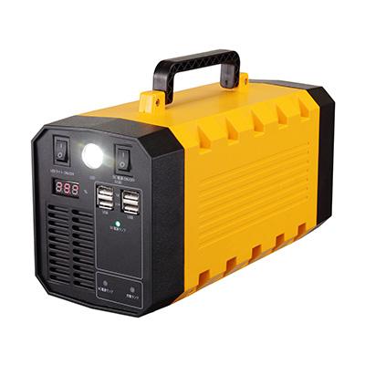 【返品OK!条件付】PIF ポータブル蓄電池 エナジープロEX LB-400【KK9N0D18P】【80サイズ】