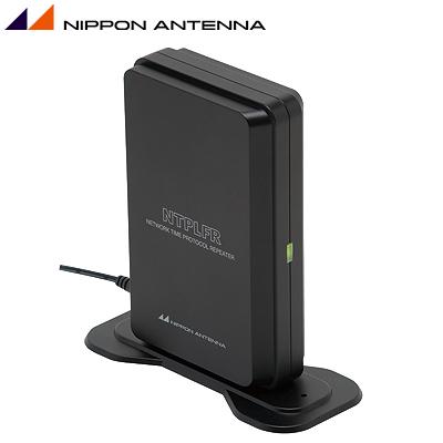 【キャッシュレス5%還元店】【返品OK!条件付】日本アンテナ 電波時計用 NTPリピーター 有線LAN用 Ethernet 輻射範囲10m以内 NTPLFR【KK9N0D18P】【60サイズ】