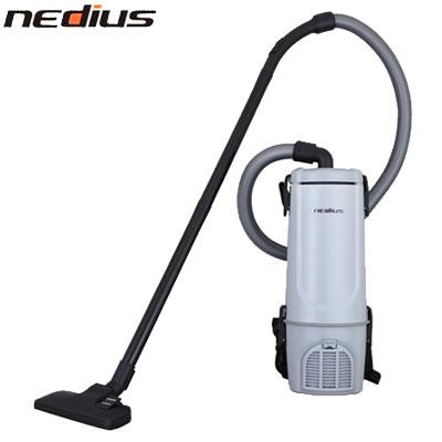 【返品OK!条件付】スイデン nedius 業務用 掃除機 リュック式クリーナー NV-110RIZ Suiden【KK9N0D18P】【140サイズ】