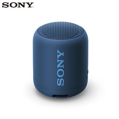 【キャッシュレス5%還元店】【返品OK!条件付】ソニー ワイヤレスポータブルスピーカー SRS-XB12-L ブルー SONY【KK9N0D18P】【80サイズ】