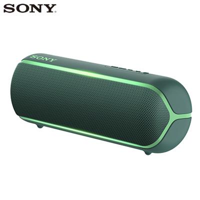 【返品OK!条件付】ソニー ワイヤレスポータブルスピーカー SRS-XB22-G グリーン SONY【KK9N0D18P】【80サイズ】