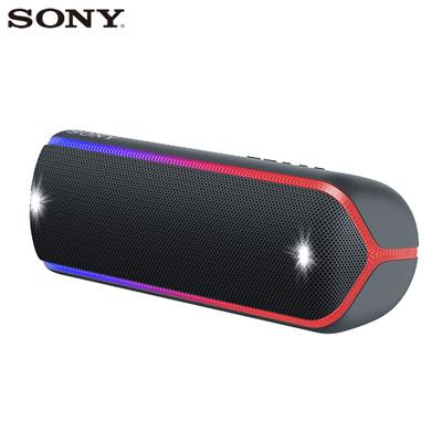 【返品OK!条件付】ソニー ワイヤレスポータブルスピーカー SRS-XB32-B ブラック SONY【KK9N0D18P】【80サイズ】