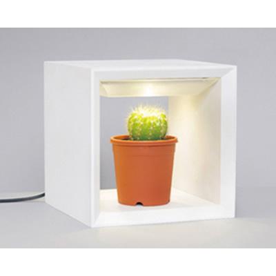 【返品OK!条件付】MotoM モトム LED植物用シェルフ 灯菜 アカリーナ Akarina09 ホワイト 植物育成器 オリンピア照明 MAI09-WH 【KK9N0D18P】【80サイズ】