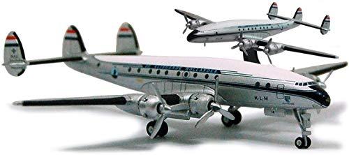 購買 ヨーロッパ ミニカー 模型 プラモデル HOBBY MASTER 飛行機 ロッキード コンステレーション おもちゃ CONSTELLATION 1 L-749A 250 超安い 並行輸入品 KLM Lockheed オランダ航空