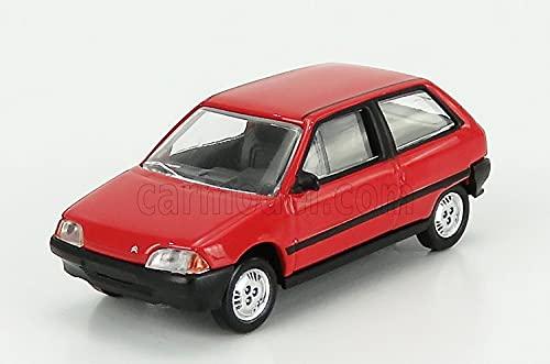海外 ミニカー 模型 ノレブ シトロエン 新作製品、世界最高品質人気! 超目玉 1 AX NOREV 64 レッド 1986 並行輸入品