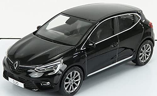 海外 ミニカー 模型 ノレブ ルノー クリオ 1 ブラック 上等 CLIO 43 永遠の定番モデル 並行輸入品 2019 NOREV