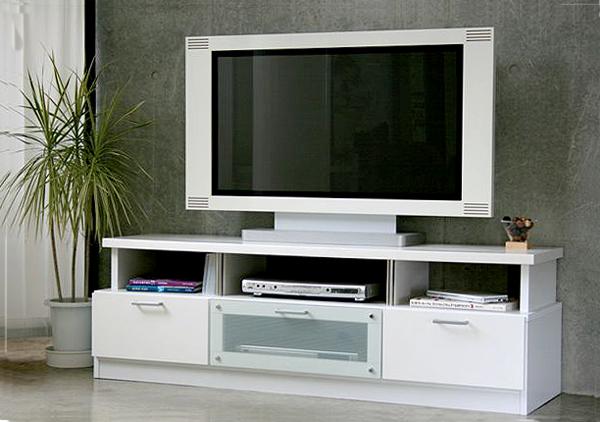 人気商品!真っ白いTVボード(クレール幅150cm)gr224[01]