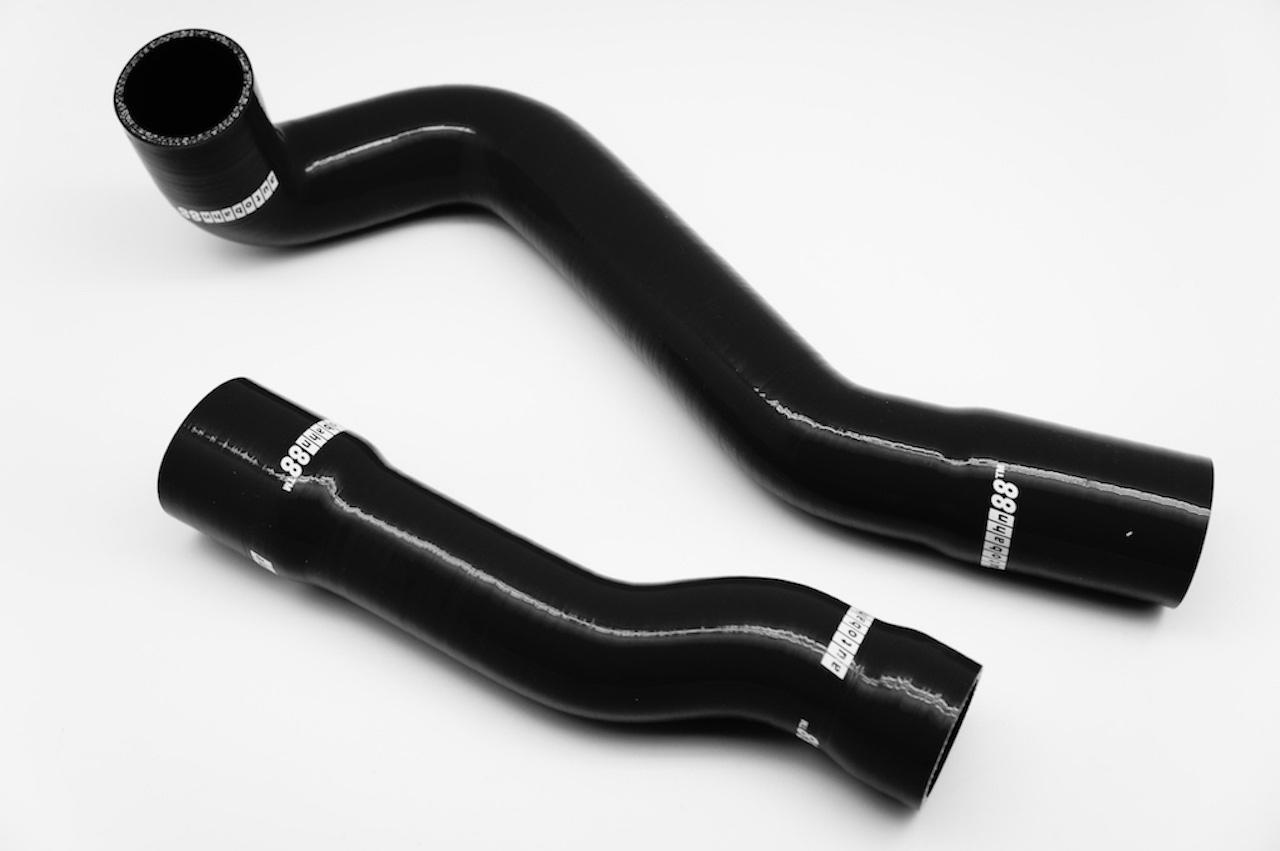 BMW M3  3シリーズ E46 S54 3.2L  シリコンラジエーターホース  黒