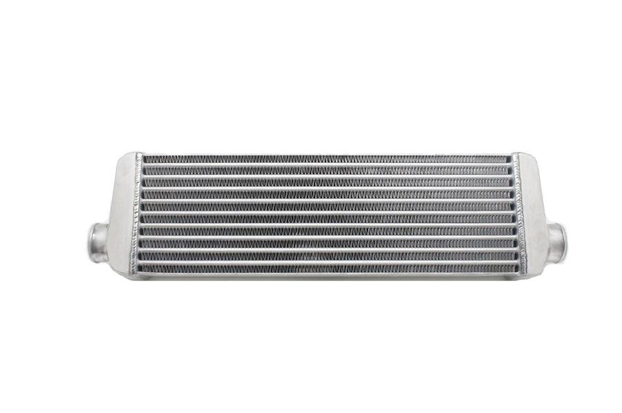 高い精度と耐久性を極めたリーズナプルな逸品 汎用IN プレゼント OUT外径64mm アルミ セール特別価格 インタークーラー 230 コア 550 66mm Kcar最適