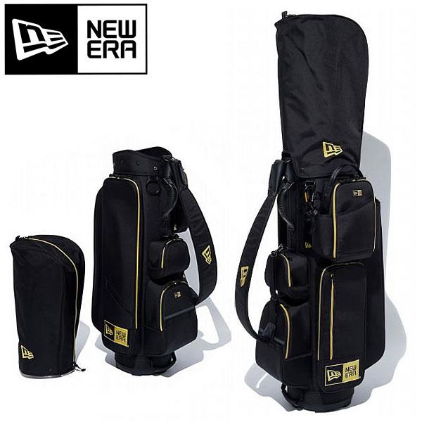 ニューエラゴルフ キャディバッグ 9型/48インチ/4.2kg【NEW ERA正規品】メンズゴルフ カートバッグ (11404388)送料無料