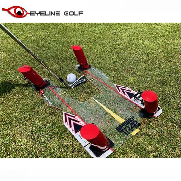 ゴルフスイング練習器 【2019年モデル】EYELINE GOLF アイラインゴルフ SPEED TRAP 2.0 スピードトラップ 2.0 ELG-ST02 【メーカー取寄】