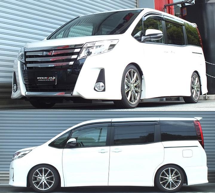 ♪RS☆R BEST☆i車高調♪品番 BIT930M(メーカー推奨仕様)ノアZRR80W 2WD※別途納期・送料無 【代引支払不可商品】