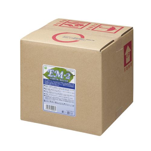 EM2号 10L 送料無料 メーカー直送品 同梱不可 SALE開催中 割り引き 代金引換