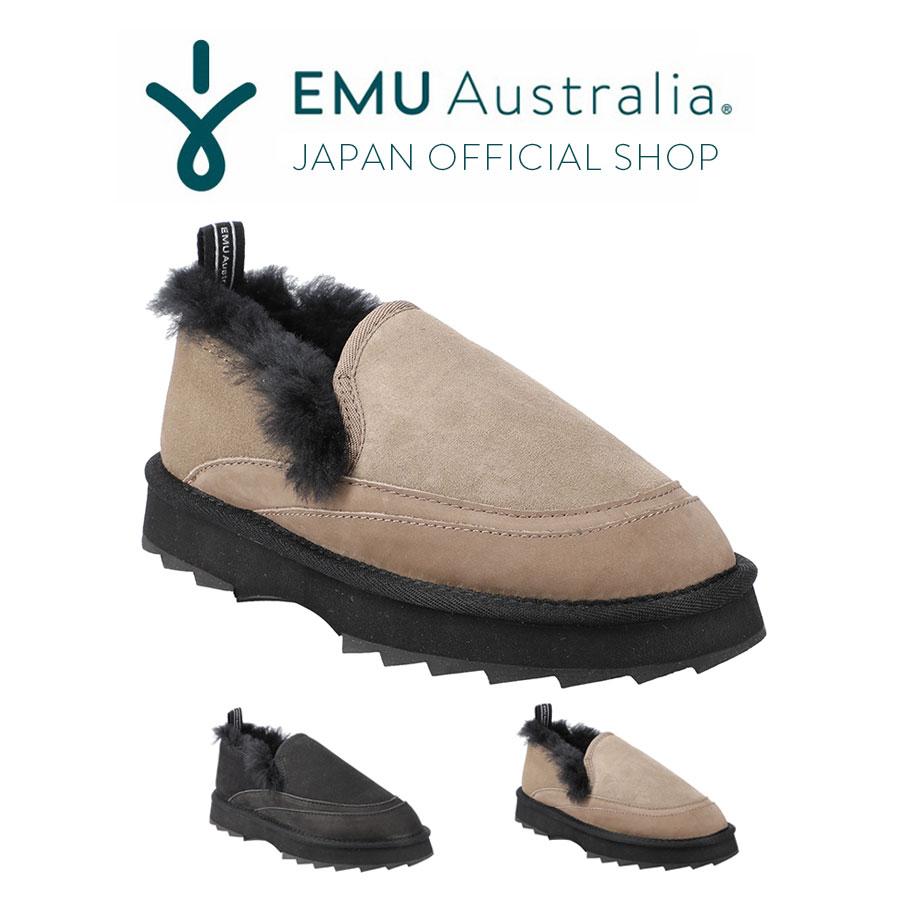 送料無料 25周年NEWモデル EMU エミュ エミュー 公式 倉 Australia Reef Action 厚底 ムートンブーツ ブーツ スリッポン チープ メンズ 撥水 レディース ショートブーツ シープスキンブーツ