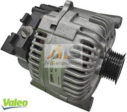 【M's】E63 E64 BMW 6シリーズ 645Ci(V8)Valeo製 オルタネーター(14V/180A)//OEM ダイナモ バレオ 1231-7540-992 12317540992 439510 新品