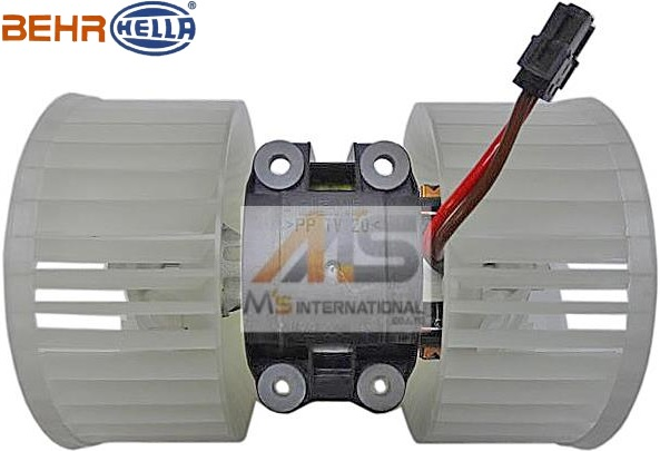 【M's】E83 BMW X3(04y-11y)BEHR_HELLA製 A/C ブロアモーター//純正OEM 6411-3453-729 64113453729 エアコン ブロアーファン ブロワーファン ブロワファン 1.8d 2.0d 2.0i 2.5i 2.5si 3.0d 3.0i 3.0sd 3.0si
