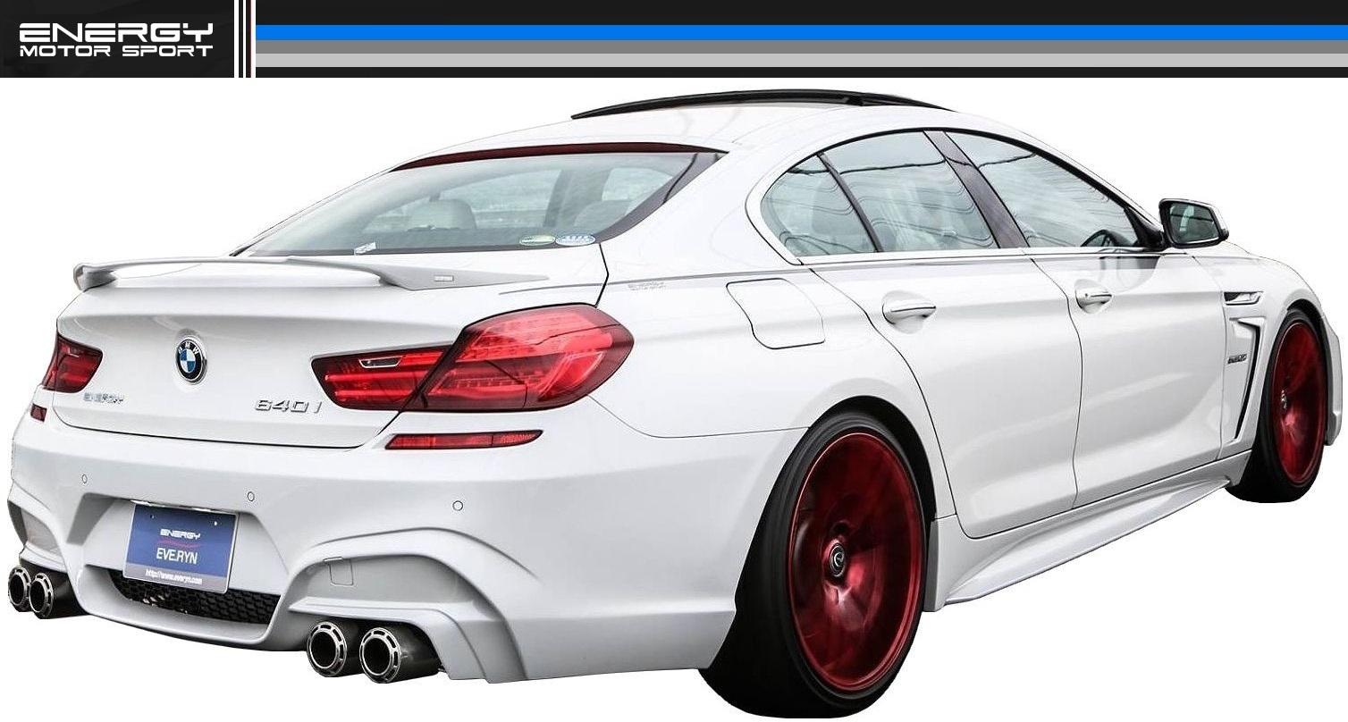 BMW 6シリーズ F12 F13 F06 リア フル バンパー ENERGY MOTOR SPORT エナジー モーター スポーツ エアロ クーペ カブリオレ グランクーペ M6