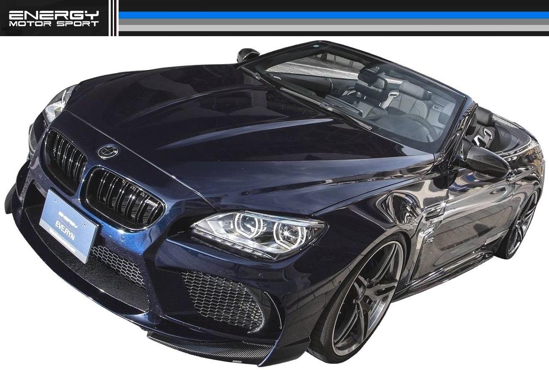 BMW 6シリーズ F12 F13 F06 エアロ 4点 セット ENERGY MOTOR SPORT エナジー モーター スポーツ EVO 13.1/12.1/06.1 クーペ カブリオレ グランクーペ M6
