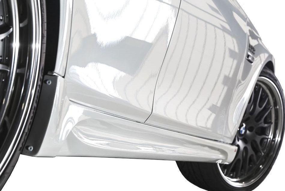 M's BMW 5シリーズ 2010.3- F10 F11 サイド スポイラー 左右 FRP ENERGY MOTOR SPORT エアロ ステップ スカート EVO 10.1 セダン ツーリング 特売限定 売れ筋商品 謝礼 内祝