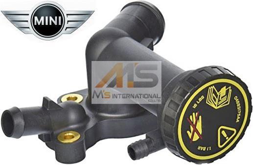 M's R50 10%OFF R52 BMW 公式 ミニ 01y-06y 純正品 サーモスタットハウジング 1153-7829-959 11537829959 MINI ワン 正規品 サーモハウジング クーパー