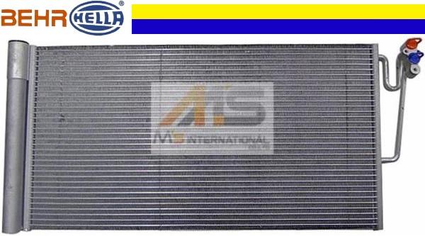 【M's】R55 R56 R57 BMW ミニ(2006y-2013y)BEHR製 エアコン コンデンサー(ドライヤー付)//純正OEM ACコンデンサー エアコンコンデンサー ワン(D) クーパー(S/D) Coop S JCW 6453-9239-920 64539239920 8FC351.309-381 8FC351309381