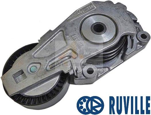 【M's】R50 R52 R53 BMW ミニ(2001y-2006y)RUVILLE社製・他 ベルトテンショナー//純正OEM ルビル MINI ワン クーパー クーパーS 1128-1482-199/11281482199